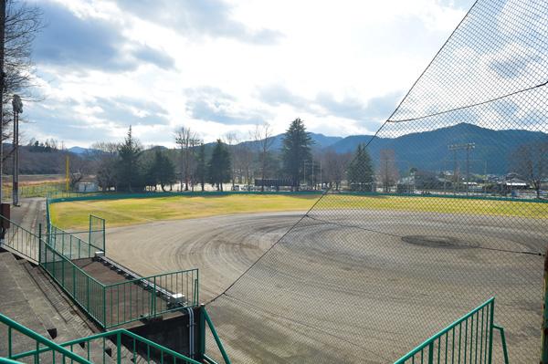 亀岡運動公園野球場