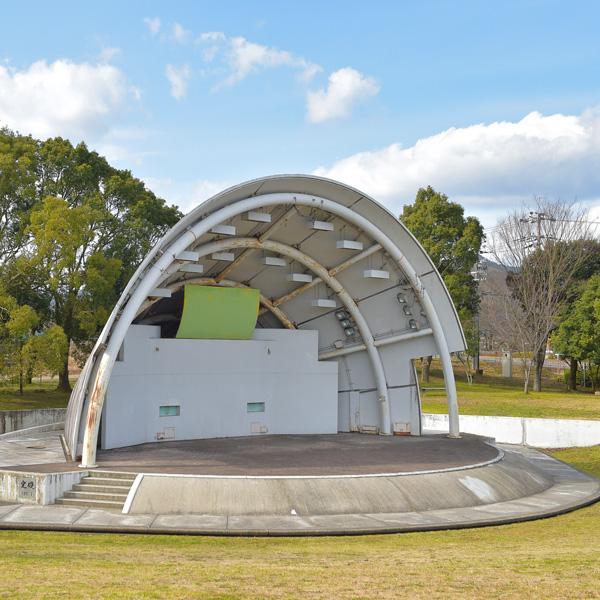 亀岡運動公園野外ステージ