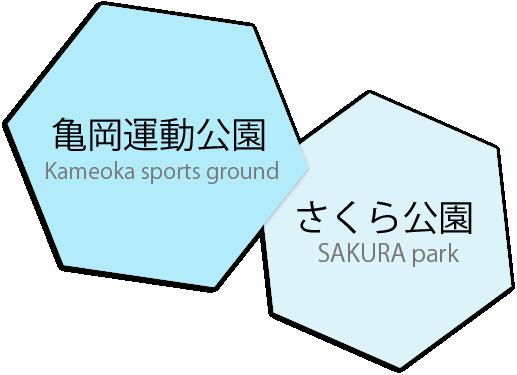 亀岡運動公園・さくら公園
