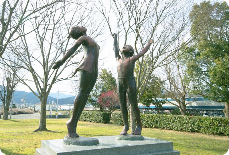 市民の憩いの場をめざして…亀岡運動公園